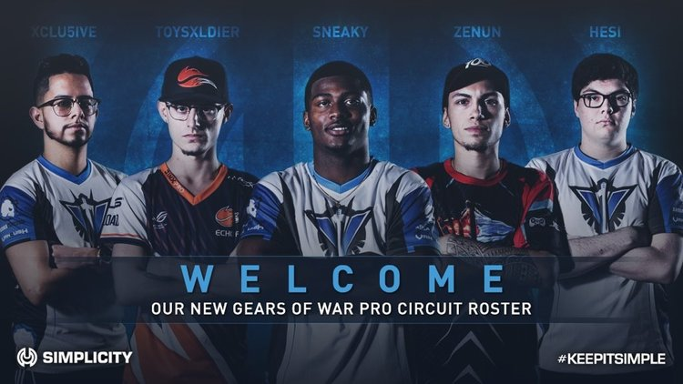New Gears of War Roster