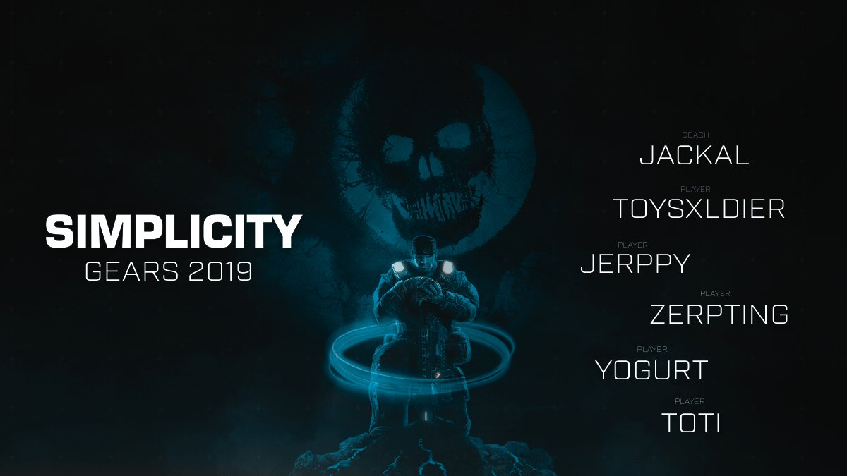 Welcome The New Simplicity Gears of War Team