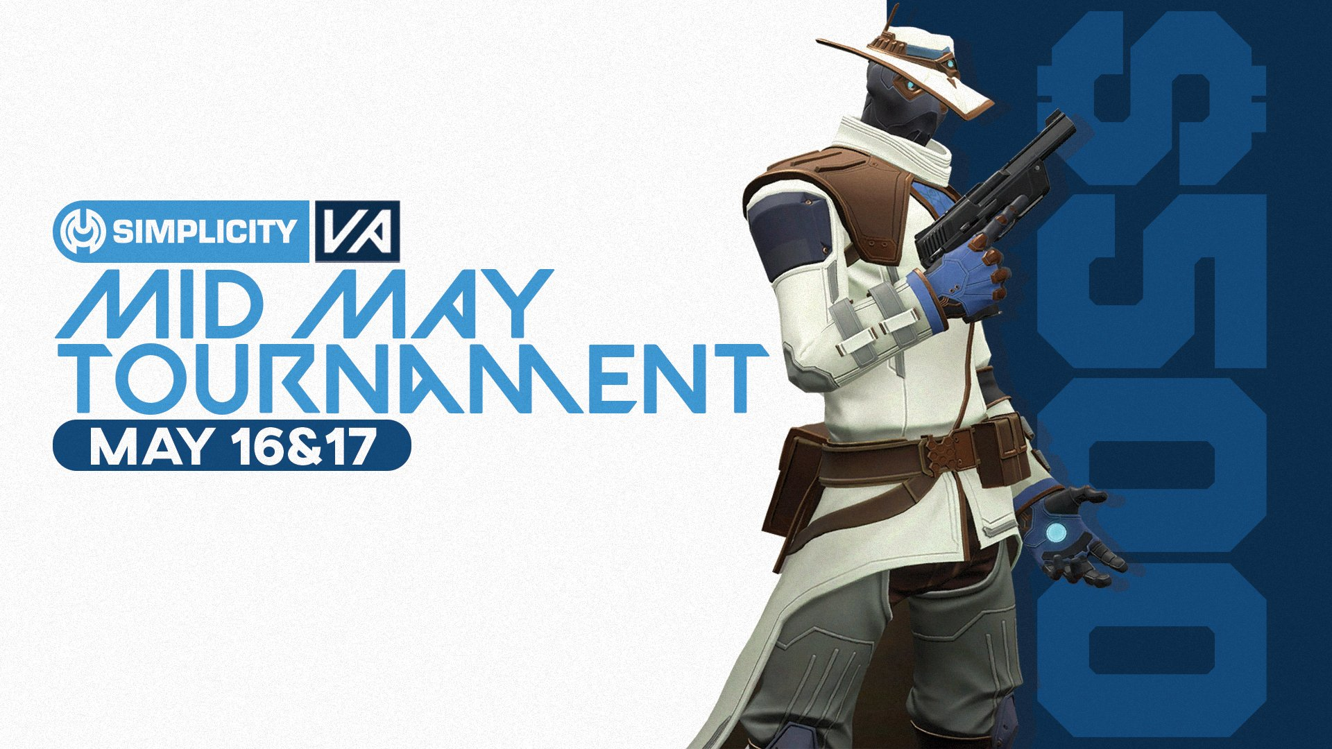 Sign up for the Mid-May Valorant Tournament